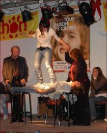 Téléthon 2010 - 100