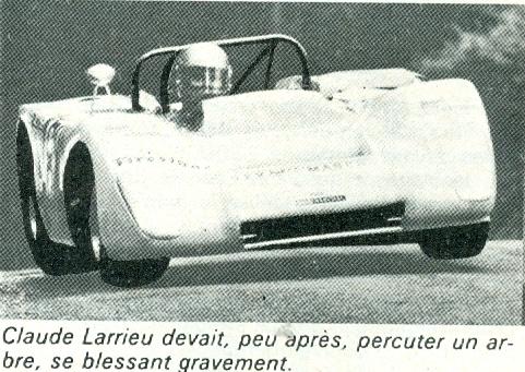 Lola T 212 Claude Larrieu
