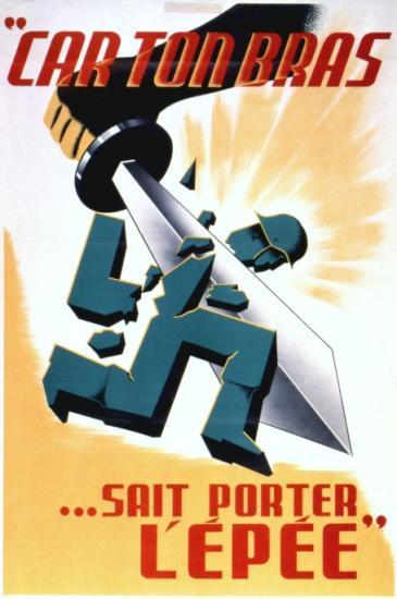 réaliser affiche de propagande