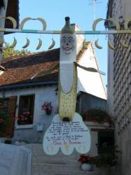 décoration des rues par les habitants
