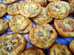 roules jambon roquefort