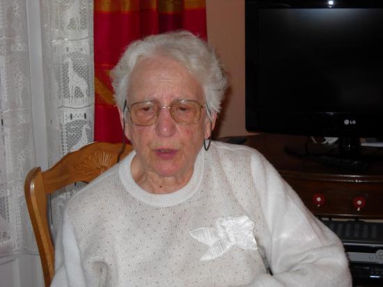 Soeur Denise 88 ans