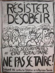 Résister Désobéir