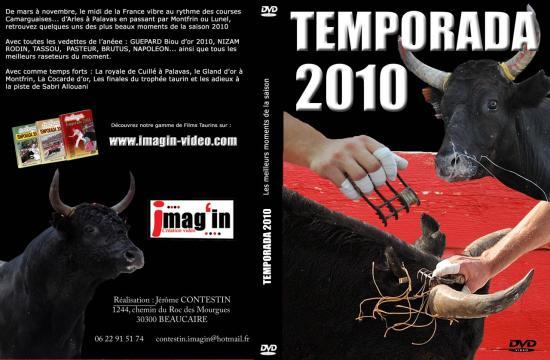 Temporada 2010... par Jérôme Contestin