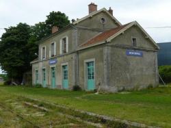 Gare de Montmirail