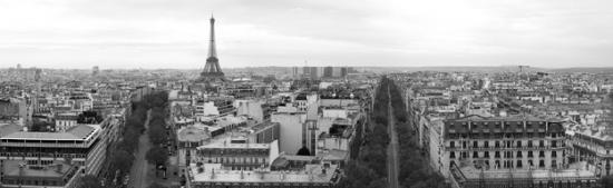 Paris et sa richesse architecturale