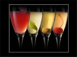 Cocktails de Champagne