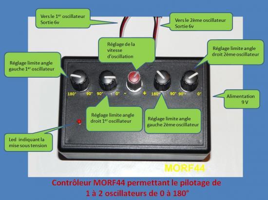 Contrôleur O2V1 - MORF44