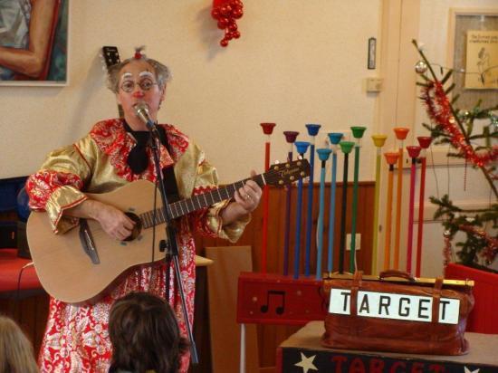 Noël avant l'heure à la Chapelle-Monthodon