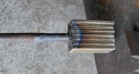 Pr sentation et fabrication for Fabrication presse hydraulique maison