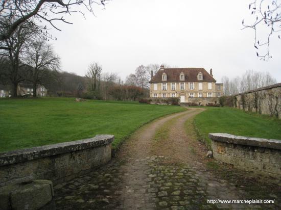 Manoir d'Hazeville ( 95)