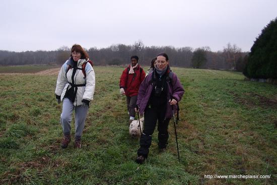 Valérie, Annick, Maryse, et Catherine cachée