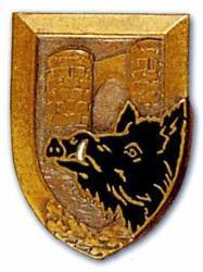 Insigne de 147 Rif, Arthus Bertrand