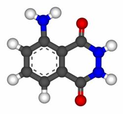 Molécule de luminol