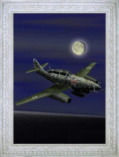 - Messerschmitt-Me-262