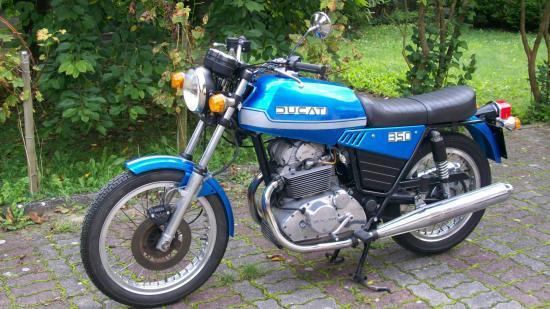350 GTL restaurée 2