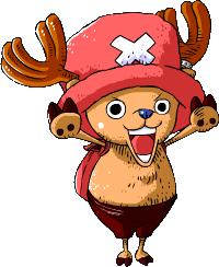 • ~One Piece~ • Tony-Tony-Chopper