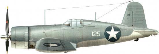 Vought F4U-1