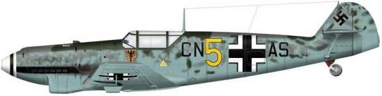 Messerschmitt Bf 109 B