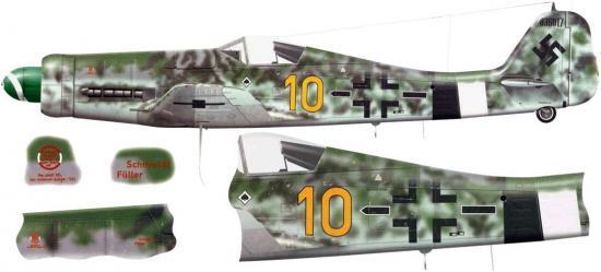 Focke Wulf 190 D