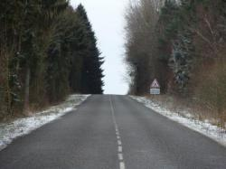 RD 41 côté Marne