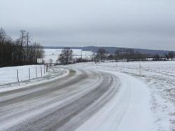 Route D20 côté Aisne