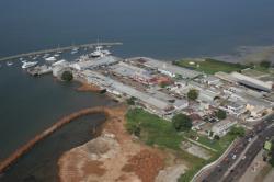 Zone portuaire d'Owendo