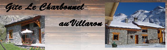 bienvenue dans le gite du Charbonnel  appartement à louer au hameau du VILLARON à Bessans en Haute Maurienne