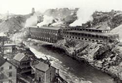 l'usine Belgo