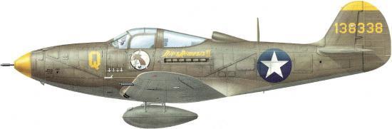 Bell P-39 D