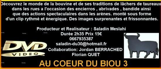 Au coeur du Biòu 3 - Saison 2010
