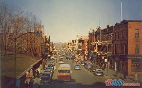 la 5ème rue en 1940