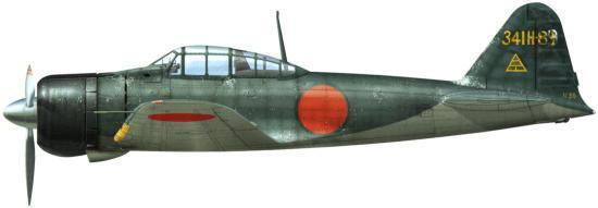 mitsubishi A6M5