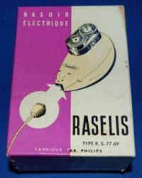 boite RASELIS type RS. 77.69