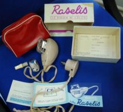 contenu de la boite du Raselis