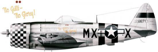 P-47 D