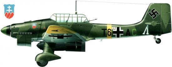 Junkers Ju 87 B