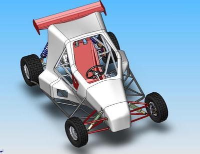 kart cross 1200cc