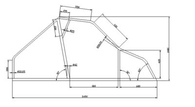 Plans Pour Construire Votre Kart Cross