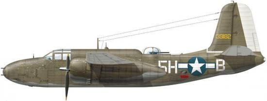 Douglas A-20 G