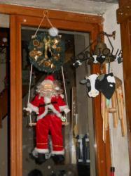 Entrée de Père Noel!!