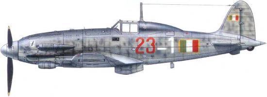 Macchi MC 205
