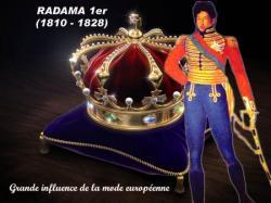 Radama 1er (1810 - 1828)