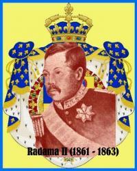 Radama II (1861 - 1863)