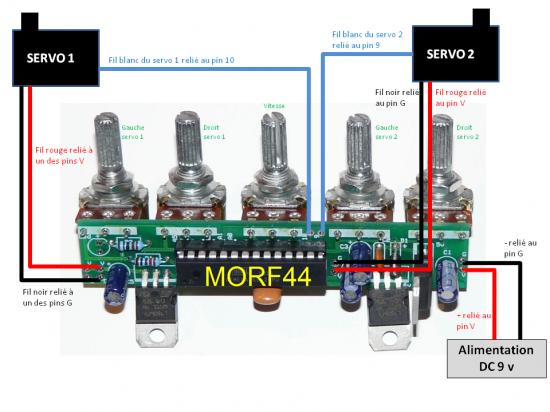 Carte assemblée O2V1 - MORF44