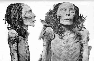 Momie d'Ahmès-Néfertari