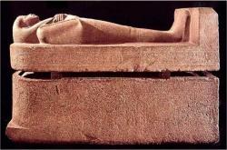 Sarcophage de Nitocris-Musée du Caire