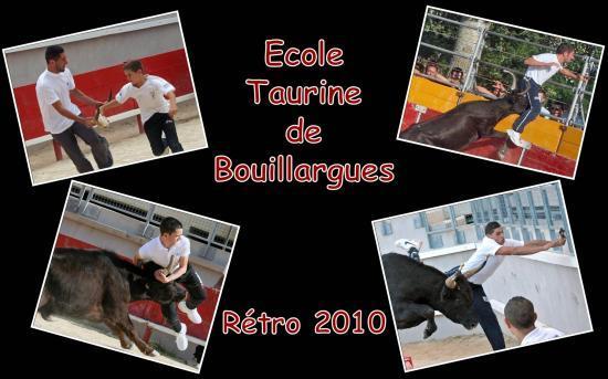 Ecole Taurine Rétro 2010