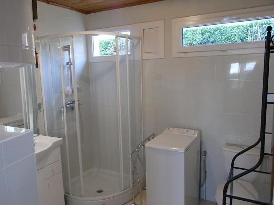 La salle de bain in english la salle de bain for Salle de bains in english