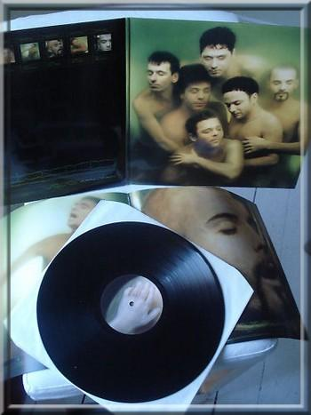 Rammstein-Mutter-Vinyle-Frontal